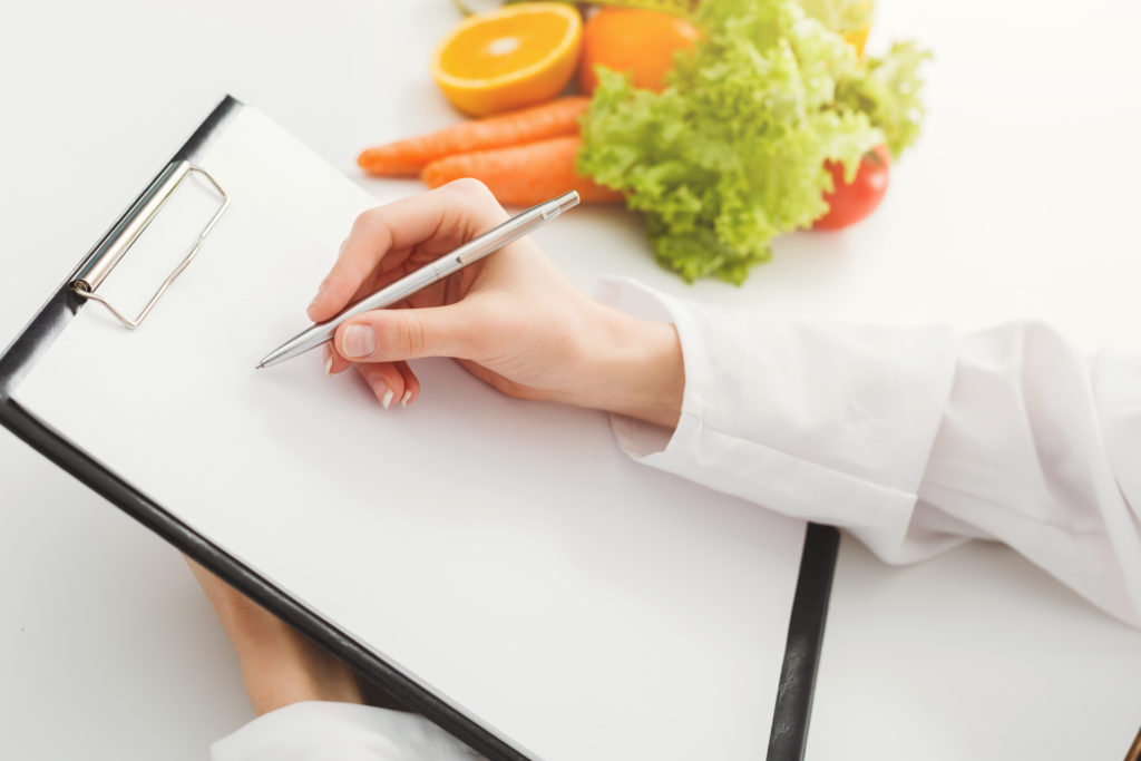 Diététicien en ligne